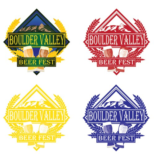 Beer Fest needs a fun and attractive logo