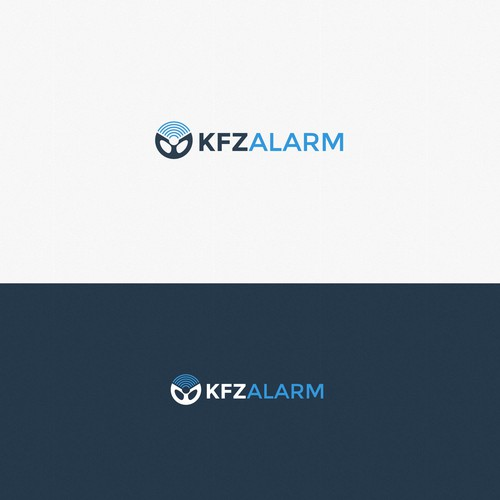 Logo for car security systems
