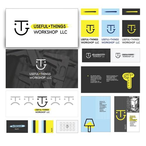 useful things_Logo design option 2