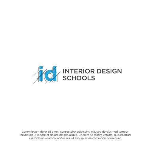 Initial Interior Designs letter