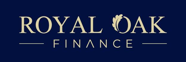 eye-catching classic - Logo design for Royal Oak Finance
