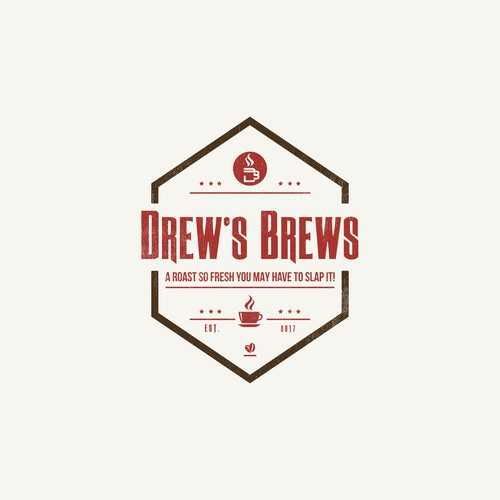 drew's brews coffe