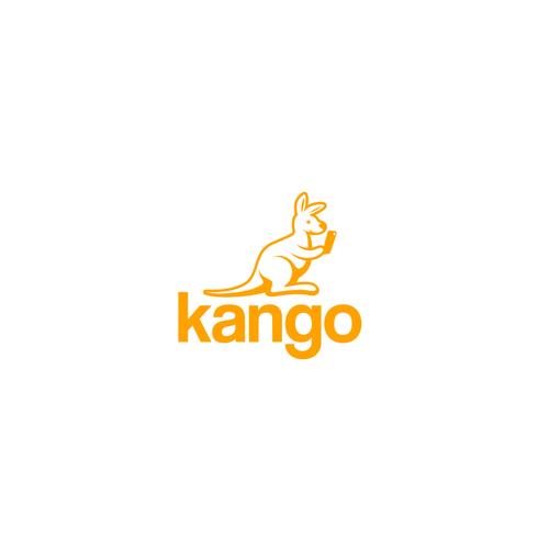 Logo, mascot, badge for Kango