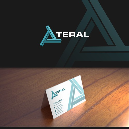 Design a slick logo for young startup investment firm