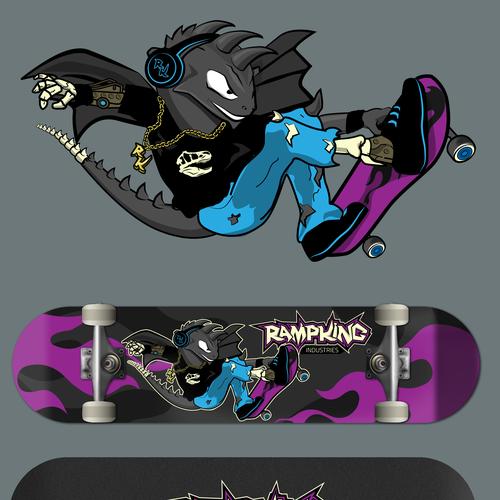 Dragon Skater