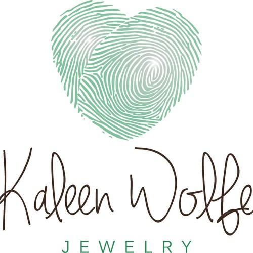 Design a logo for rebrand of Flirt & Flutter Jewlery - keepsake finger, baby, and pet print jewlery