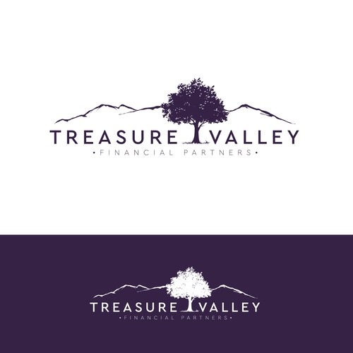 Logo design for Treasure Valley