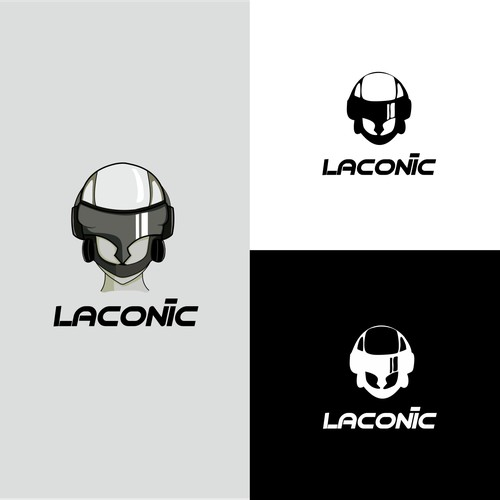 Sci-fi anime look for laconic
