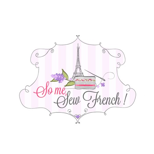 Logo for handmade accessories boutique
