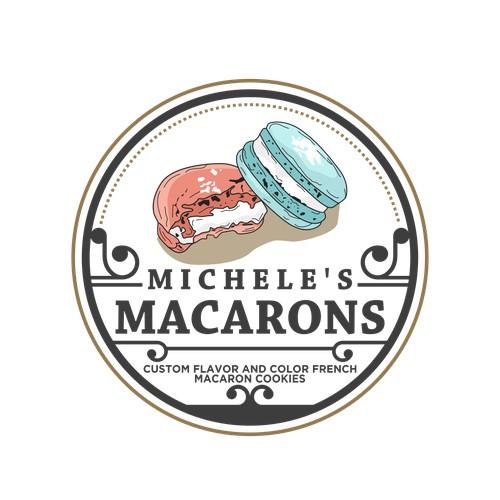 French Macaron Bakery needs a logo
