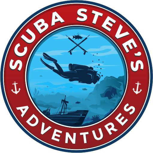An adventurous, yet professional impression for my SCUBA business.