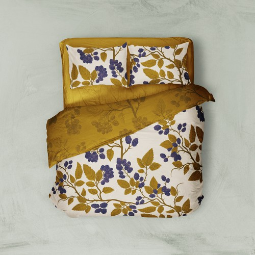 Beautiful Nature Inspired Duvet Design