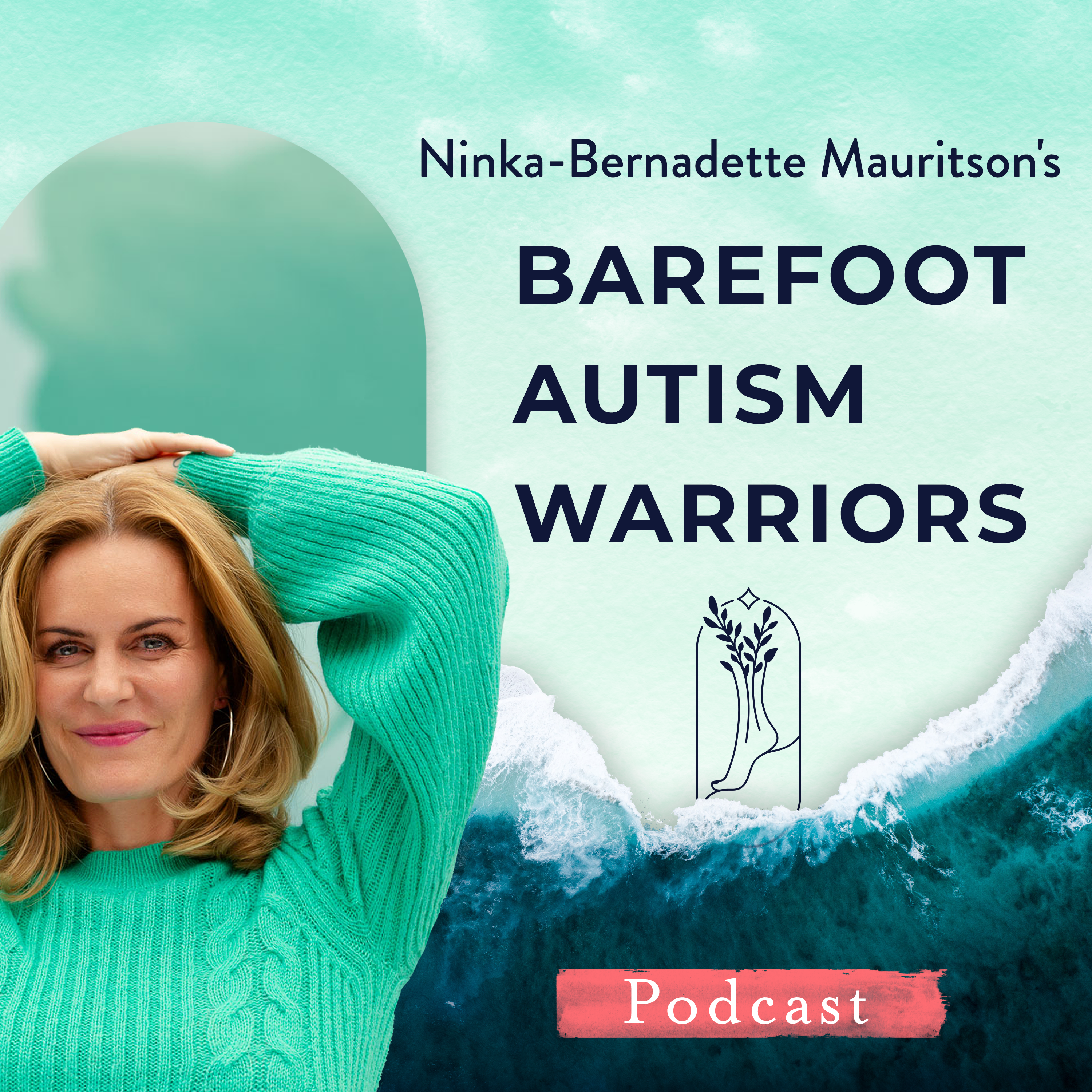 Can you create a barefoot autism healing revolution with your genius design?