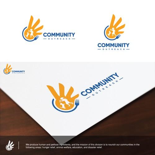 Logo Concept for Community Outreach