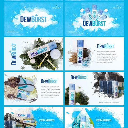 DewBrust Presentation Product