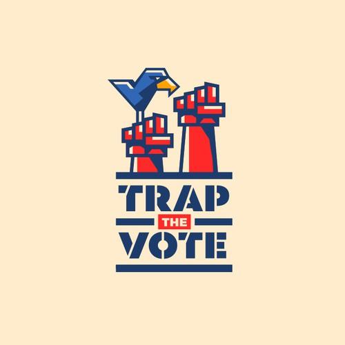 trap the bird