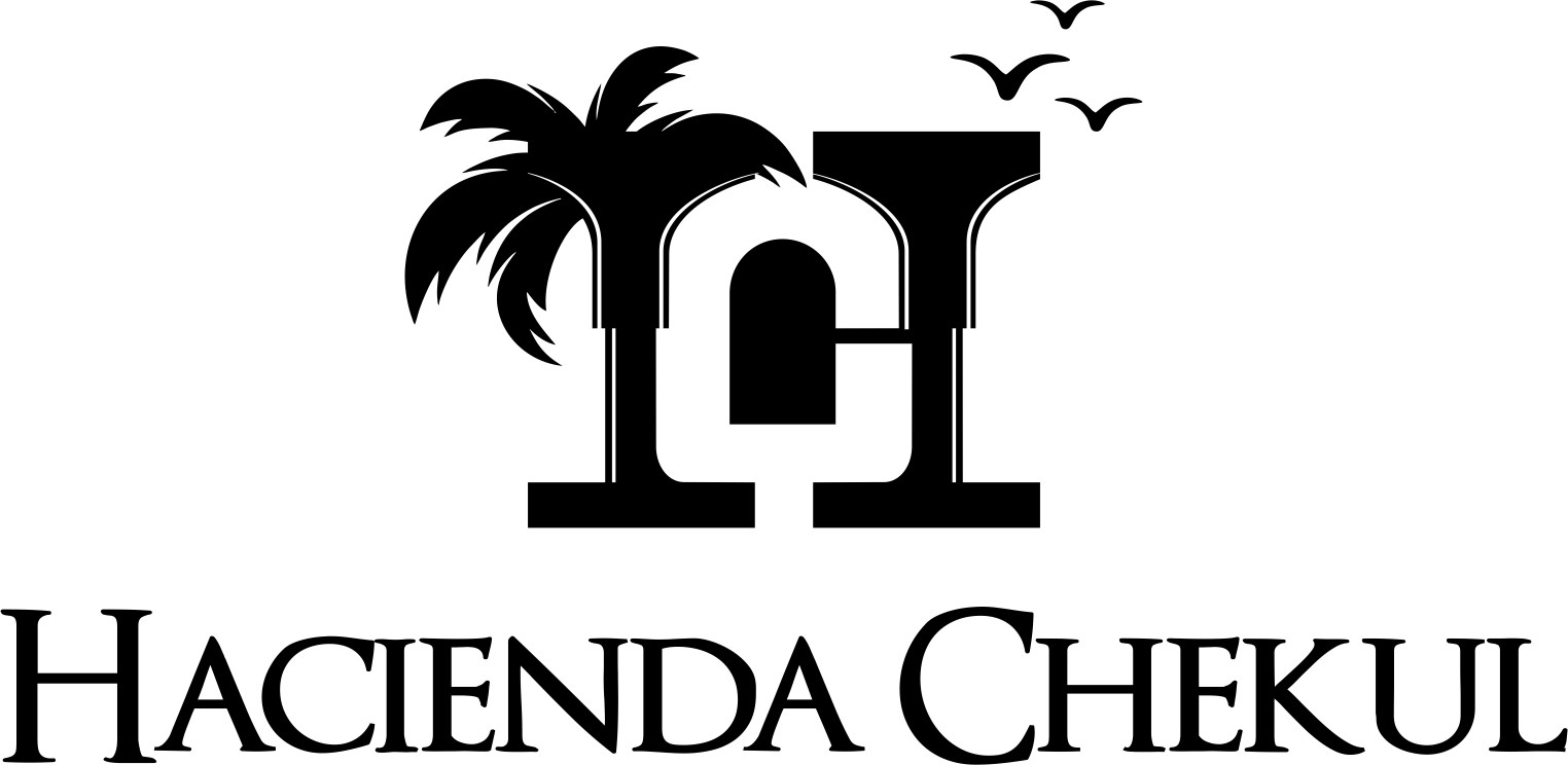 Hacienda Chekul Logo - Located in Tulum