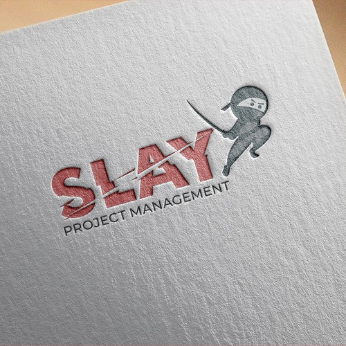 logo for SLAY PROJECT MANAGEMENT