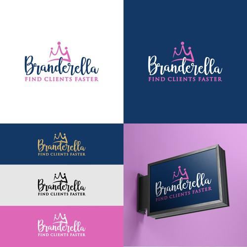 Branderella Consulting Company Logo