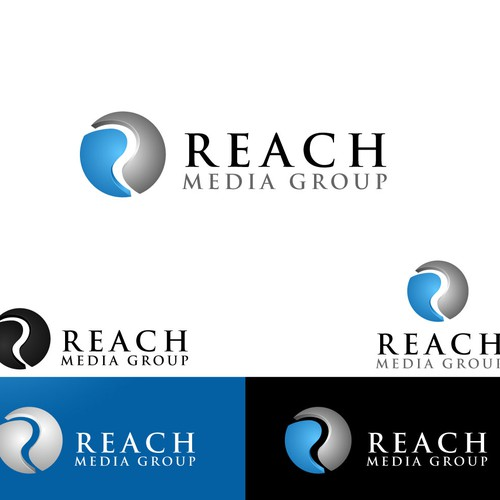 **Need a Logo Icon for Reach Media Group**
