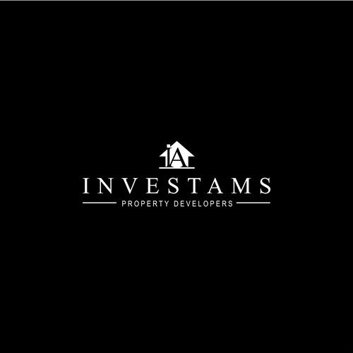 Create a luxury-style design for Investams