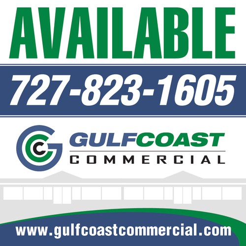 signage for Gulf Coast Commercial