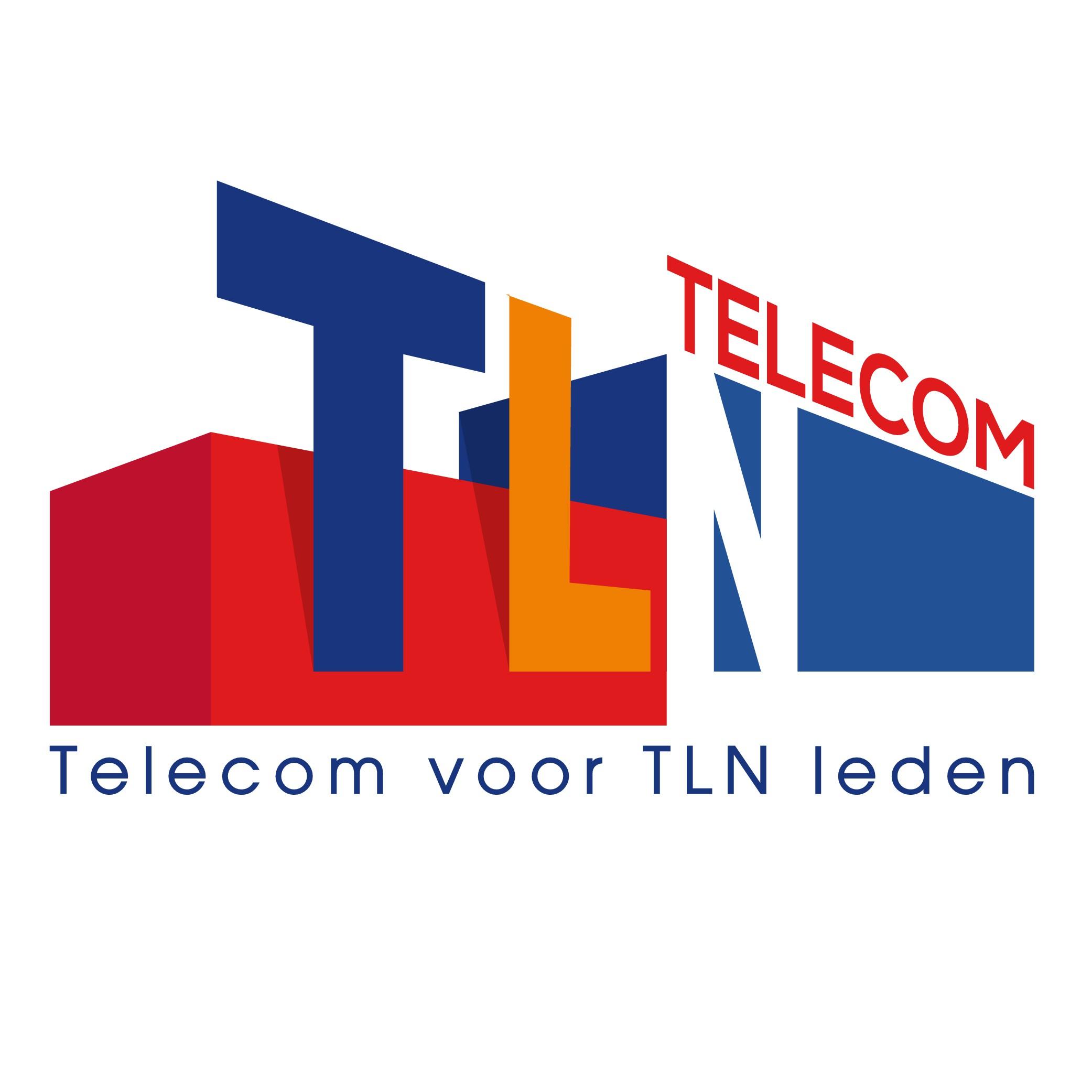 A modern Logo and clear website for a telecom company!