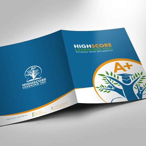 Design a presentation package to impress High Score's new clients