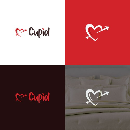 Creative Logo Design for Silk Pillowcase Company