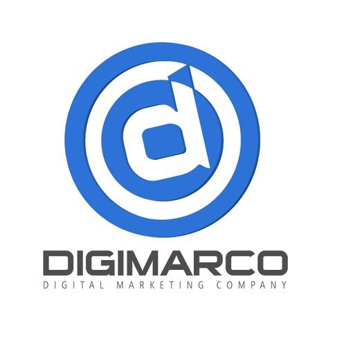 Digimarco - Digital Marketing Company, Logo