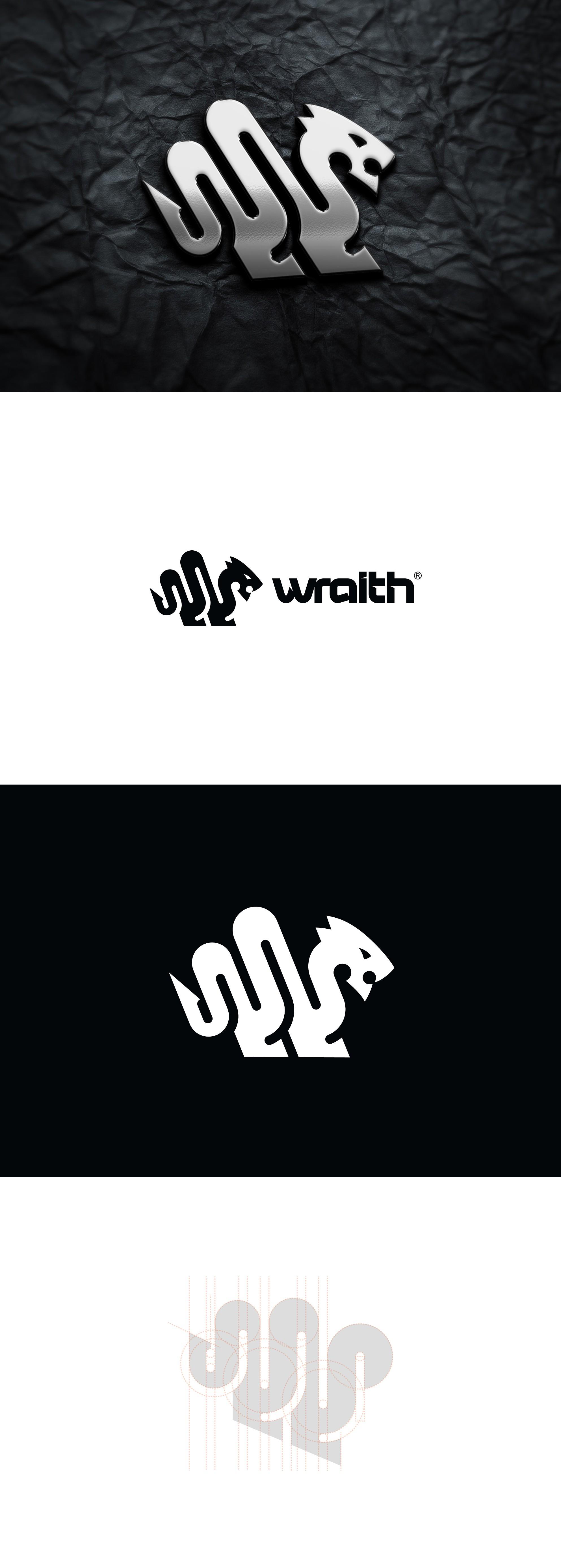 Wraith icon design