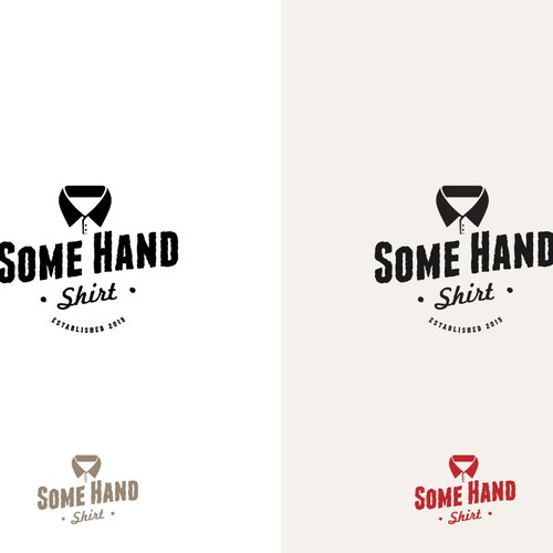 SOME HAND SHIRT