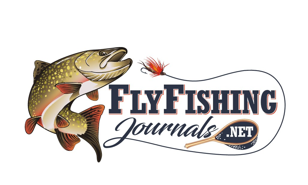 """""""FlyFishingJournals.net needs an inspiring, colorful and illustrated logo to """"net"""" an online community."""""""