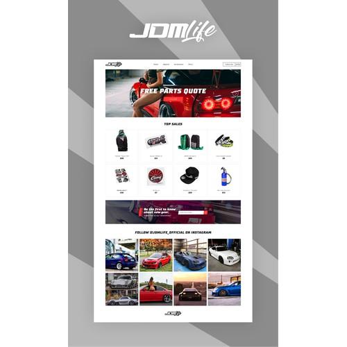 JDMlife store