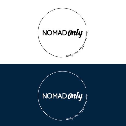 Logo Concept Nomadonly