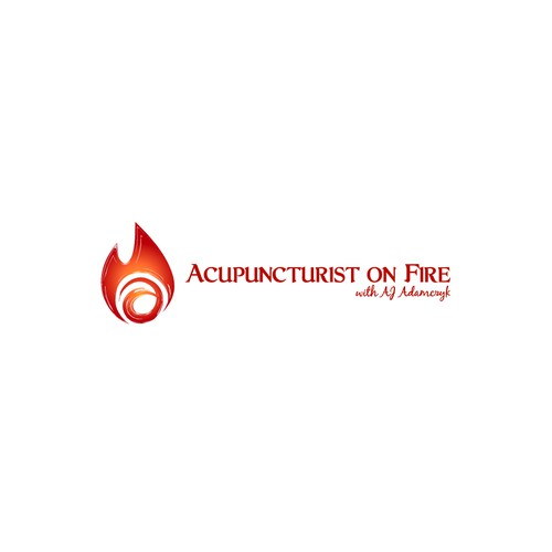 Acupuncturist on Fire