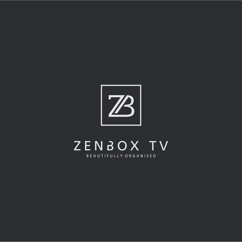 Logo for ZENBOX TV