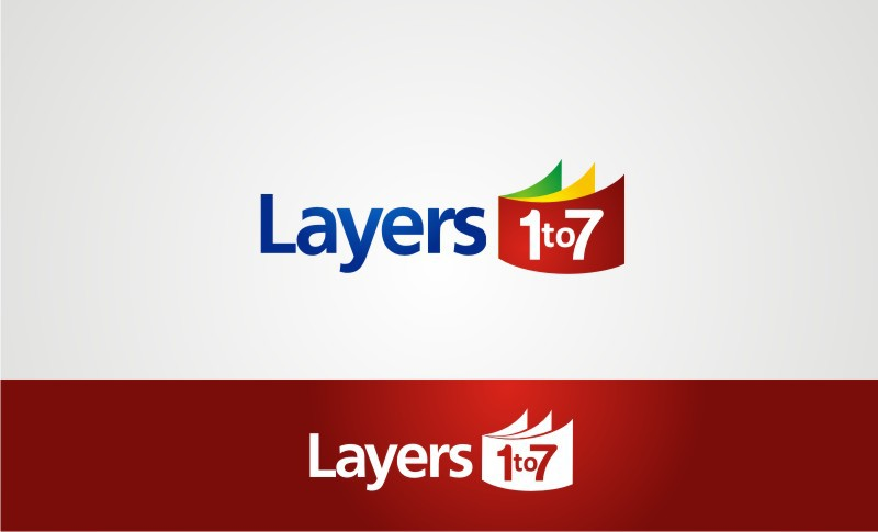 Help Layers 1 to 7 with a new logo
