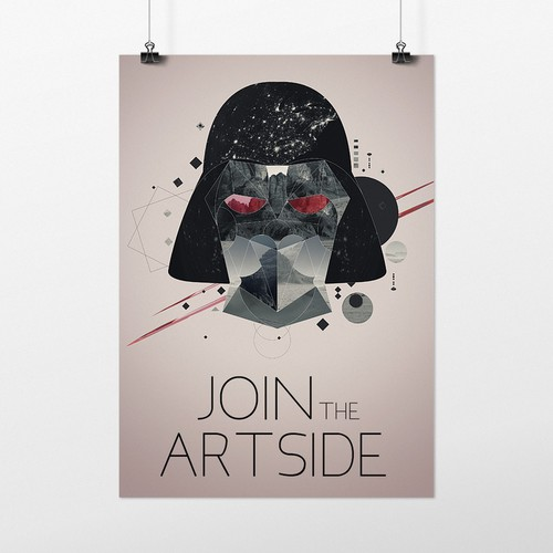 Join the ART SIDE