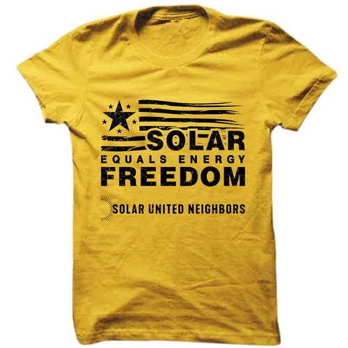 """SOLAR EQUALS ENERGY FREEDOM"""