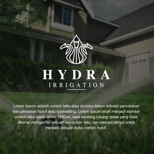 hydra irrigation