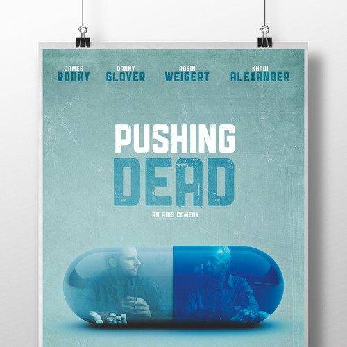 POSTER Pushing Dead