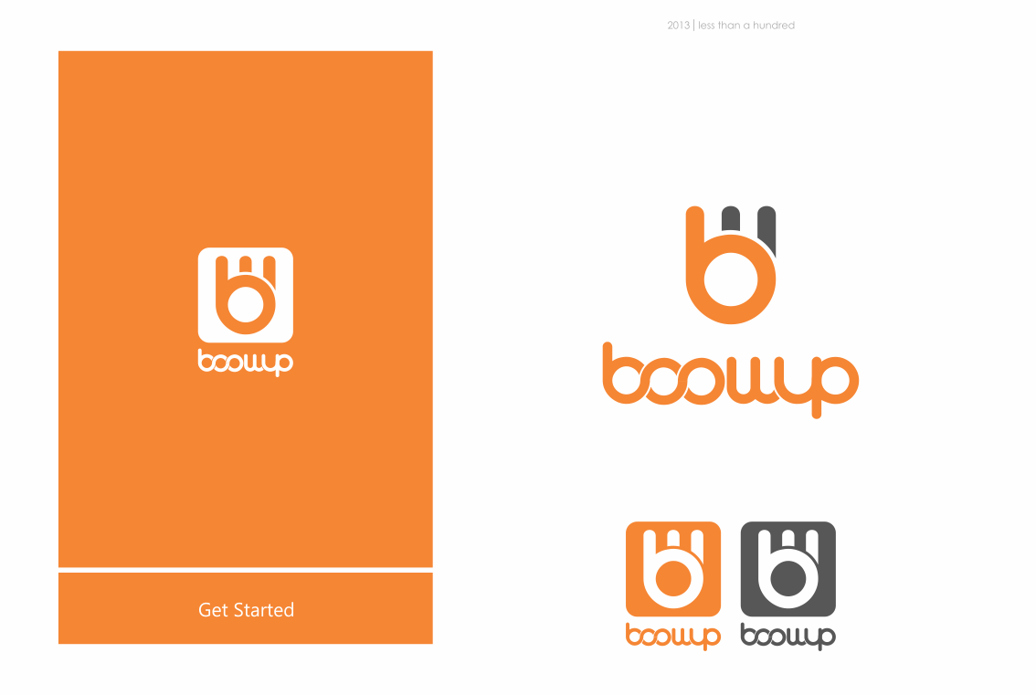 Help BooWup with a new logo