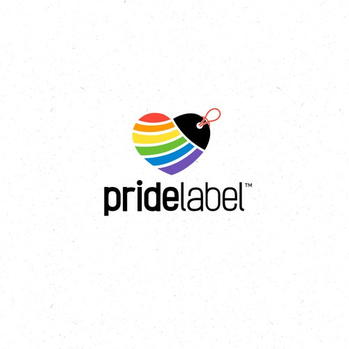 Cool logo for LGBT
