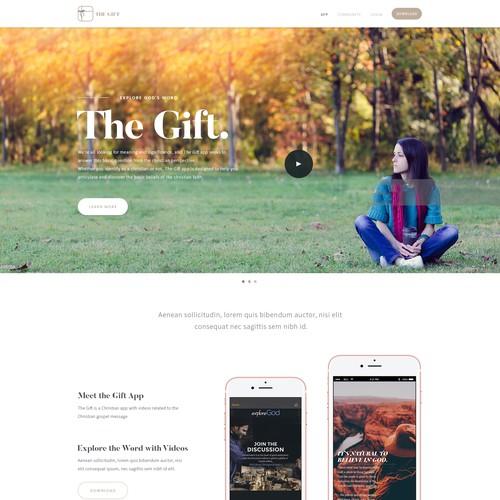 """The Gift App"""