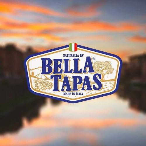 Logo for tapas food