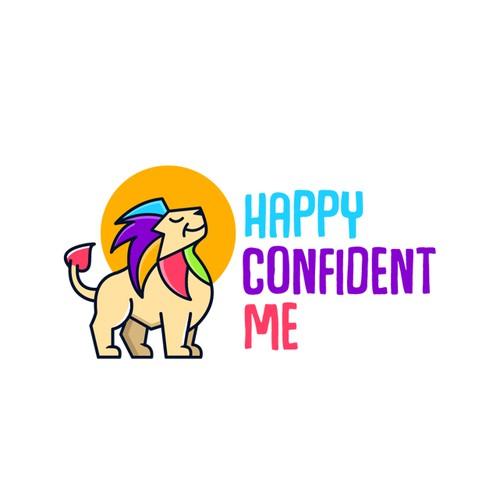 HAPPY CONFIDENT ME
