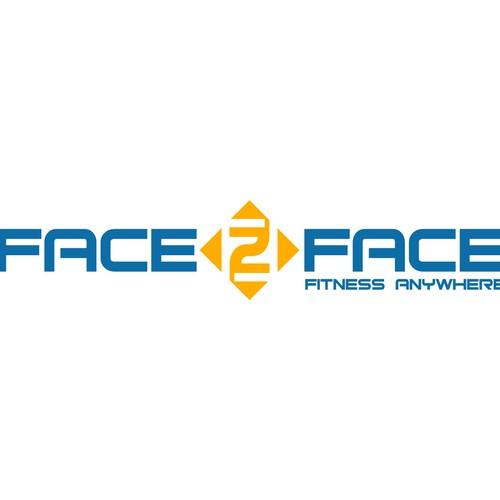 logo for Face2Face Gym