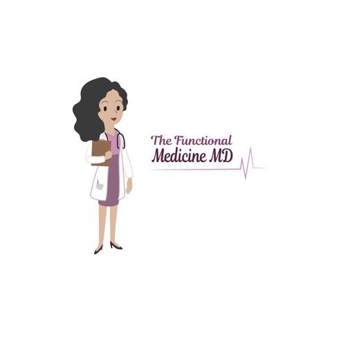 Conceito para The Functional Medicine Md