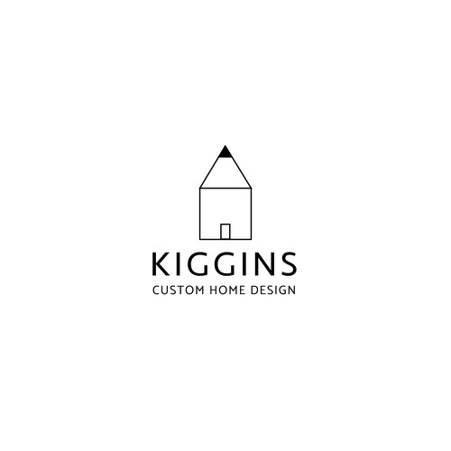 Logo proposal for custom home design company